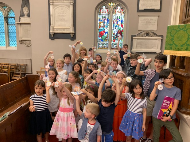 Dinosaurs, Wizards and Clocks: Student Concert July 2019